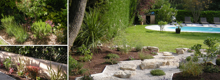 Creapaysages architecte paysagiste jardinier for Realisation paysagiste jardin