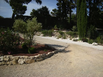 Villa Olea après