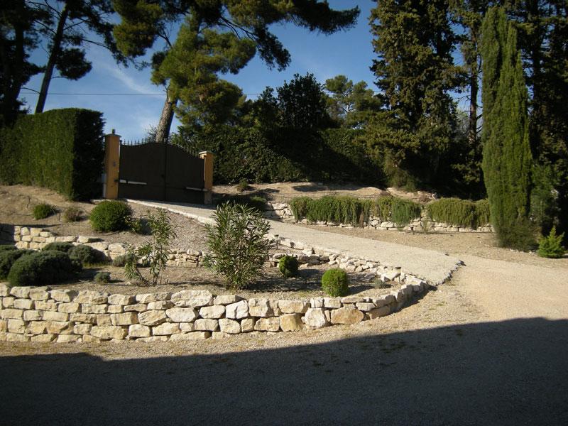 Villa Olea avant